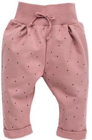 PINOKIO dekliške hlače Petit Lou, 62, roza