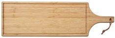 SCANPAN Lopárik drevený 65 x 20 x 2 cm bambus