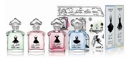 Guerlain La Petite Robe Noire - EDP 2 x 5 ml + EDT 2 x 5 ml