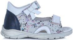 Ponte 20 sandały skórzane dziewczęce