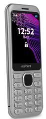 myPhone Maestro, srebrny