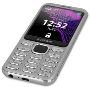 myPhone Maestro, telefon s velkými klávesami, tlačítkový telefon.