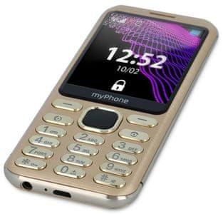 myPhone Maestro, telefon z dużymi klawiszami, telefon z przyciskiem.