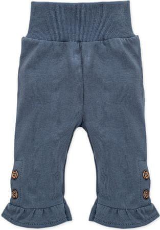 PINOKIO hlače za djevojčice Petit Lou, 74, plava