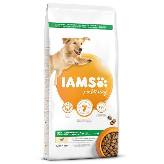 IAMS Dog Adult Large Chicken 12 kg