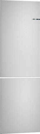 Bosch zamenljiva dekorativna barvna plošča vrat, biserno svetlo siva, KSZ1AVG20