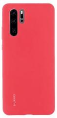 Huawei Silikonový kryt pro P30 Pro Red 51992876