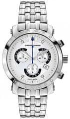 Chrono Diamond pánské hodinky 10600A Herrenuhr Nestor Stahl