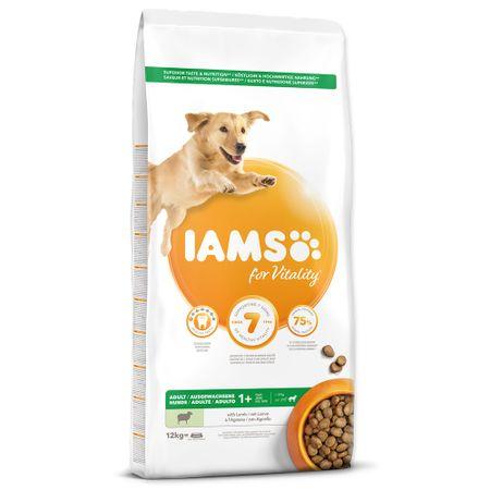 IAMS Dog Adult Large Lamb 12 kg