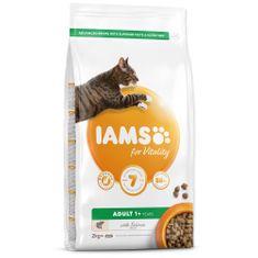 IAMS krma za mačke Cat Adult Salmon, 2 kg