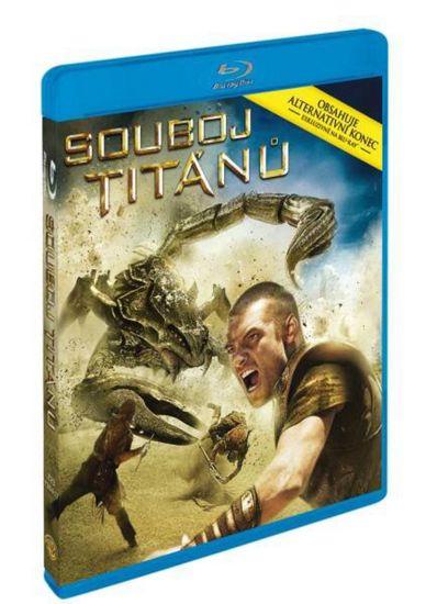Souboj Titánů - Blu-ray