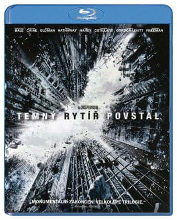 Temný rytíř povstal - Blu-ray