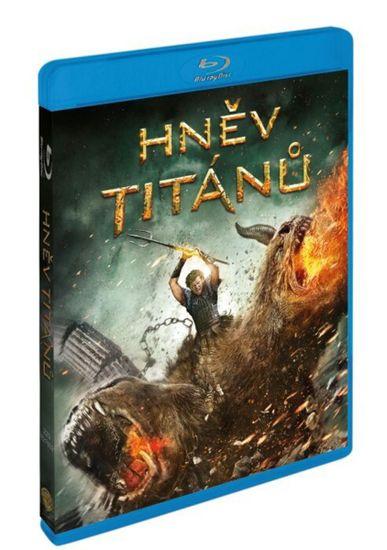 Hněv Titánů Blu-ray