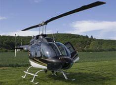 Allegria let vrtulníkem R22 Brno