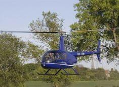 Allegria  Let vrtulníkem R44 pro 3 osoby