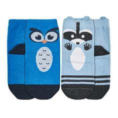 Garnamama chlapčenský set ponožiek