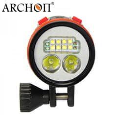 ARCHON Lampa ARCHON LED 5200 lumen W43VP, přepínání úhlu světla VIDEO/SPOT