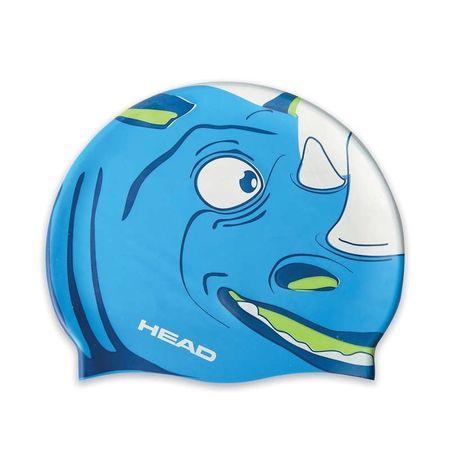 Head Čiapka plavecká METEOR junior, nosorožec