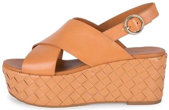 What For dámské sandály 39 oranžová
