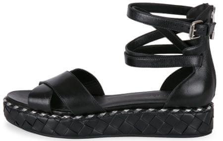 What For ženski sandali, 38, črni