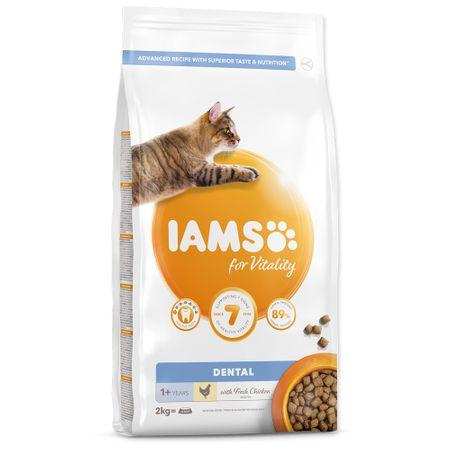 IAMS Cat Adult Dntl Chicken 2 kg