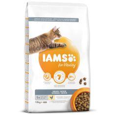 IAMS hrana za mačke Cat Adult Ind Chicken, 10 kg