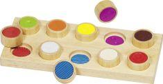 Goki Hmatová hra - rôzne povrchy