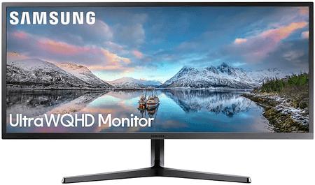"Samsung monitor S34J550WQU, 86,36 cm (34,0"") (142627)"
