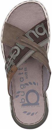 7a480f4ad888e BUGATTI Pánske papuče 321707801569-7171 (Veľkosť 42) | MALL.SK