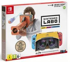 Nintendo igralni dodatek Labo: VR Kit Starter Set + Blaster (Switch)