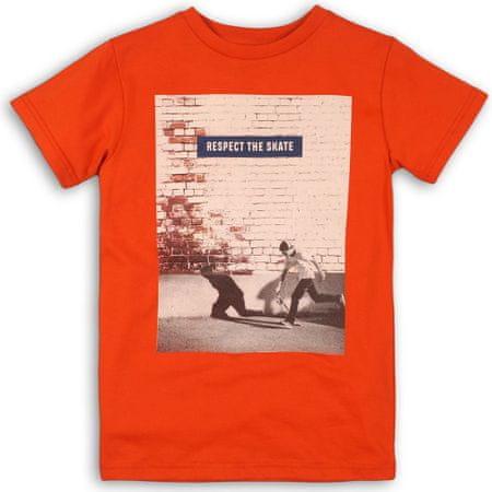 Minoti chlapčenské tričko 146 červená