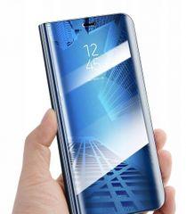 Clear View maska za Samsung Galaxy J6 2018 J600 - plava