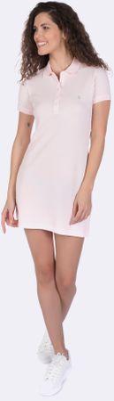 Giorgio Di Mare ženska obleka, svetlo roza, XL