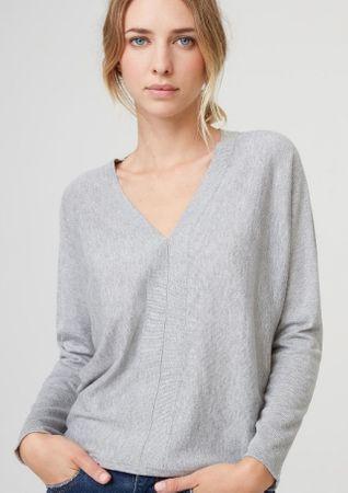 Rodier sweter damski 38 szary