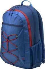 HP 15,6 Active Backpack 1MR61AA, modrá/červená