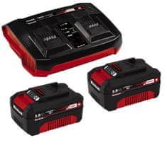 Einhell baterija s punjačem Starter Kit, 3.0 Ah (4512083)