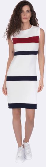 Giorgio Di Mare Dámské šaty, bílá, vel. XL - použité