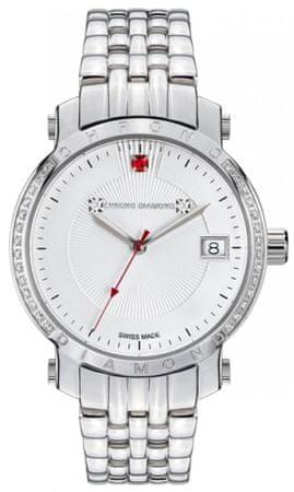 Chrono Diamond Dámské hodinky 10610A Damenuhr Nesta - použité