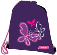 Target vrečka za copate Butterfly Swarm 26275