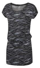 Hannah Dámske šaty Zanziba Alloy/Anthracite