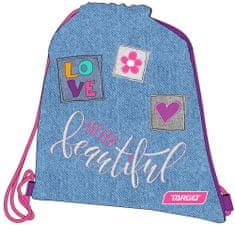 Target vrečka za copate Hello Beautiful 26277