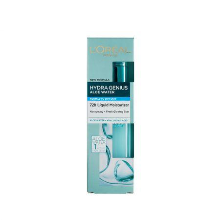 Loreal Paris fluid Hydra Genius, normalna/suha koža, 70ml