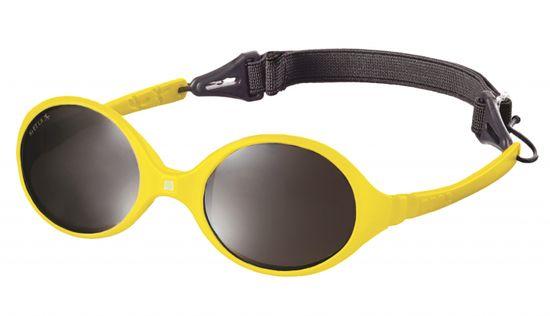 Ki-ET-LA Sluneční brýle Diabola (0-18 měsíců) - žluté