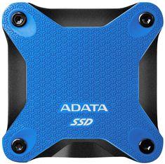 A-Data dysk zewnętrzny SD600Q 240GB, czarny
