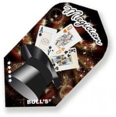 Bull's Letky Five Star 51858 - úzké