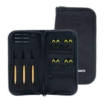 XQMax Darts Dartsbag Black - puzdro