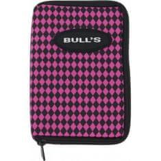 Bull's Puzdro na šípky The Pak - čierno-ružové