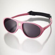 Ki-ET-LA Dívčí sluneční brýle JokaLa (2-4 roky) - růžové