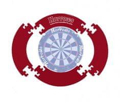 Harrows Surround 4 Piece Dartboard - kruh okolo terča - červený