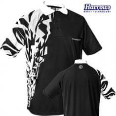 Harrows Košeľa Rapide - Black & White